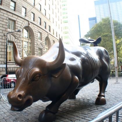 Charging Bull NYC