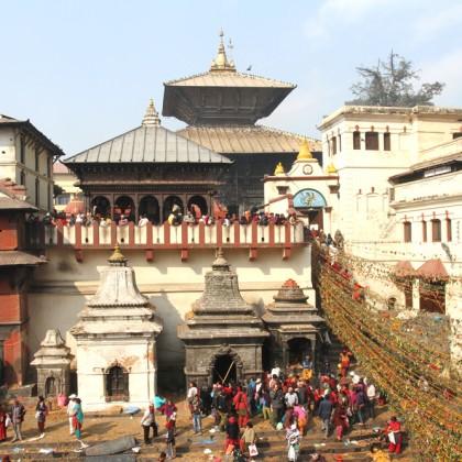 Pashupatinath Temple – Kathmandu Nepal