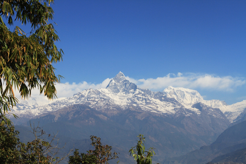 FishTail Mountain Pokhra, Nepal