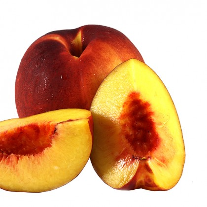 colorful nectarine fruits