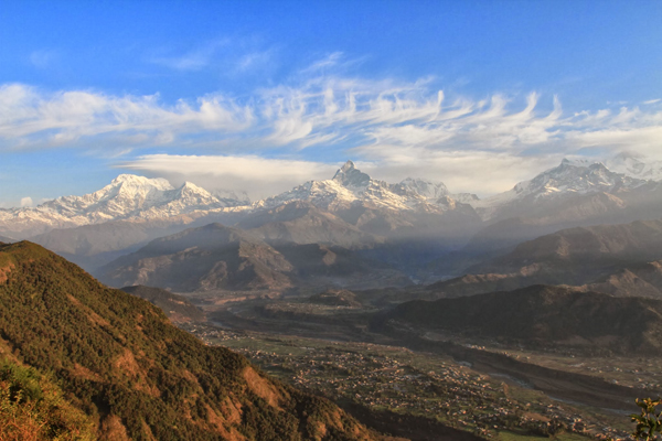 Fishtail Mountain, Nepal