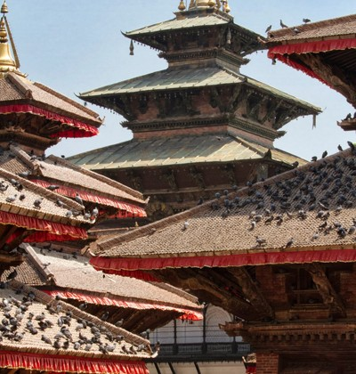 Darbar Square – Kathmandu, Nepal