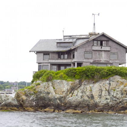 The Island House, newport