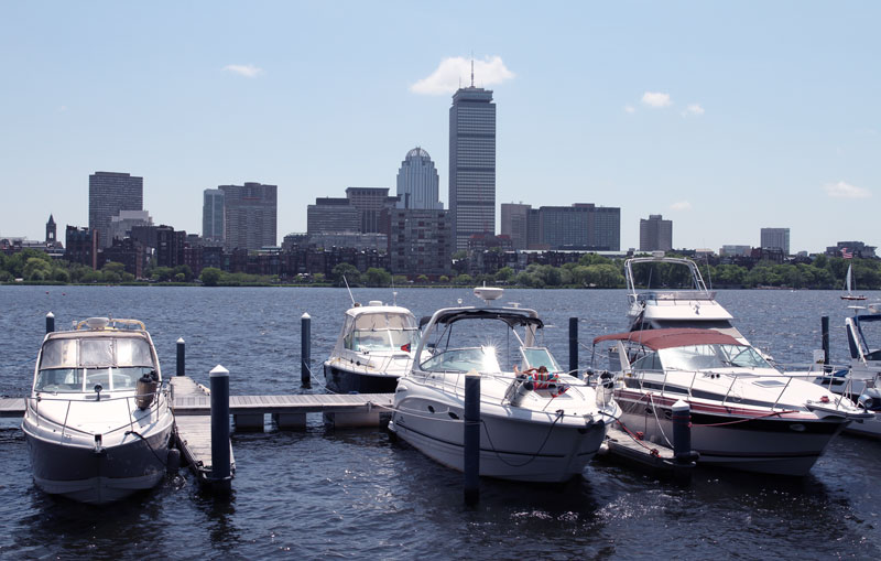 Boston Charls River