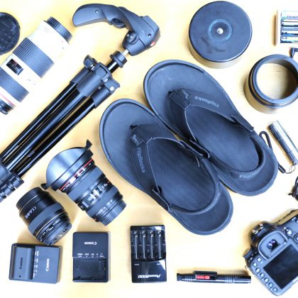 Photography Travel  Pack