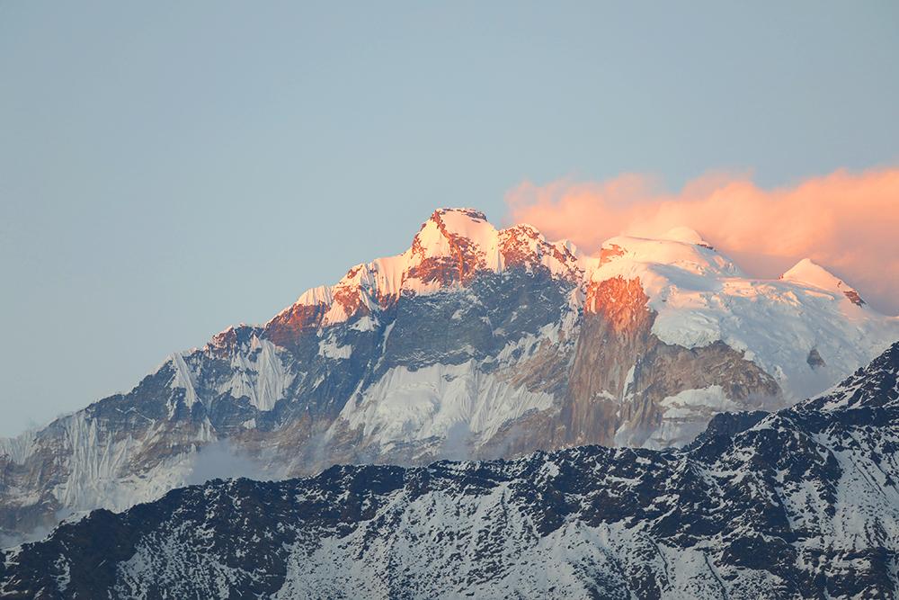 Annapurna range Nepal – Beautiful mountains