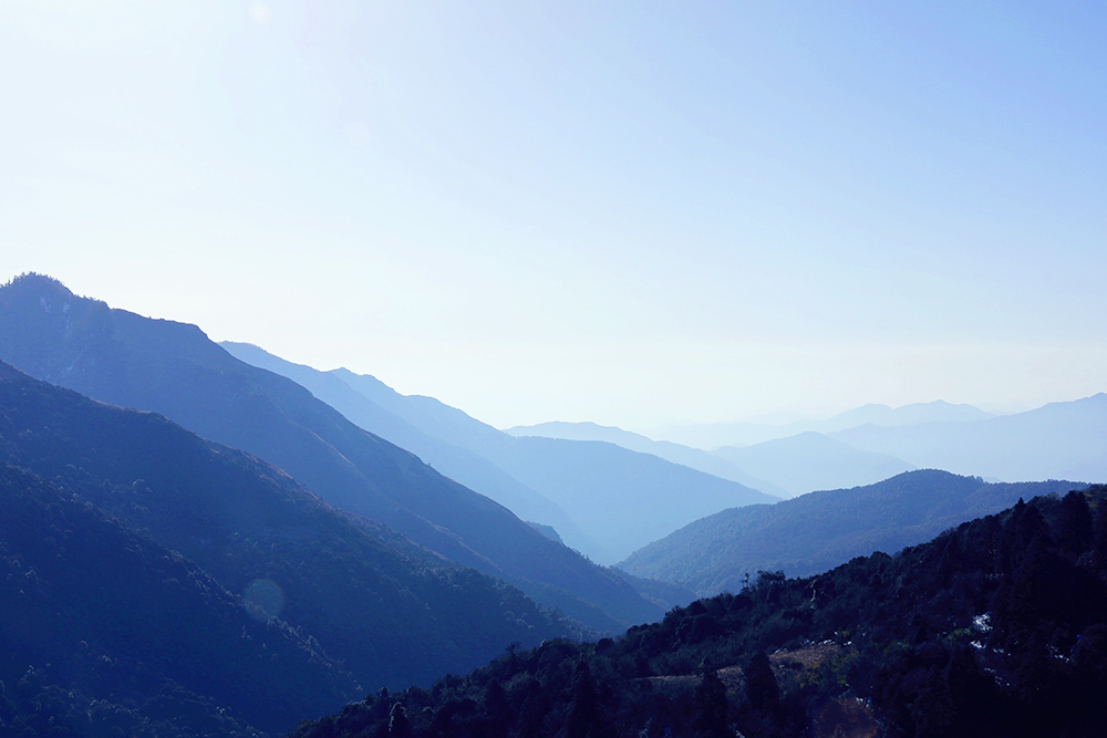 Annapurna range Nepal – Beautiful Hills